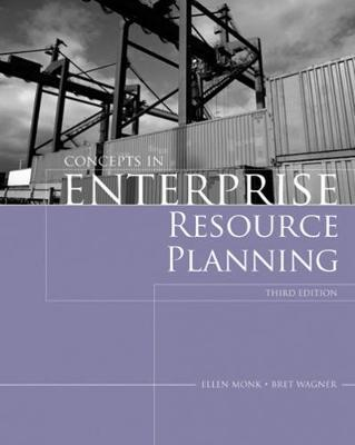 Enterprise Resource Planning by Ellen Monk image