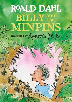 Billy and the Minpins (illustrated by Quentin Blake) by Roald Dahl image