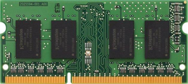 4GB Kingston 1600MHz DDR3 Low Voltage SODIMM