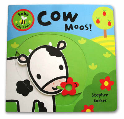 Baby Busy Books: Cow Moos! image
