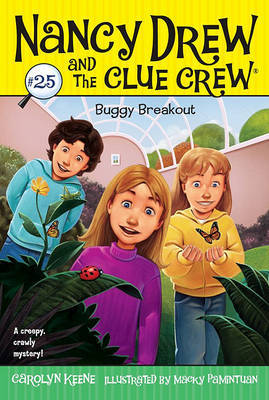 Buggy Breakout by Carolyn Keene