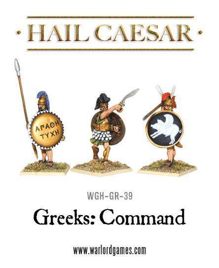Hail Caesar: Greek Command