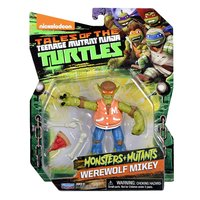 TMNT: Basic Action Figure - Mutant Werewolf Mikey