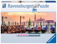 Ravensburger : Gondolas in Venice Puzzle (1000 Pcs)