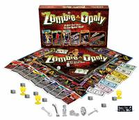 Zombie-Opoly - Board Game