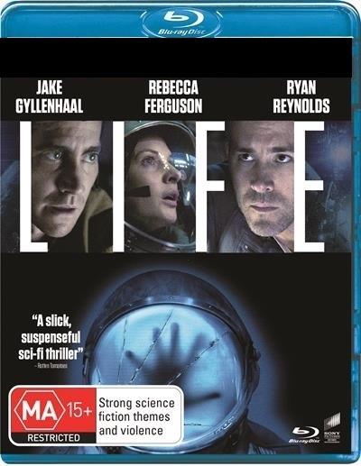 Life on Blu-ray