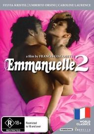 Emmanuelle 2 on DVD