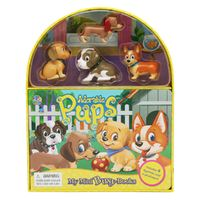 Adorable Pups – My Mini Busy Books