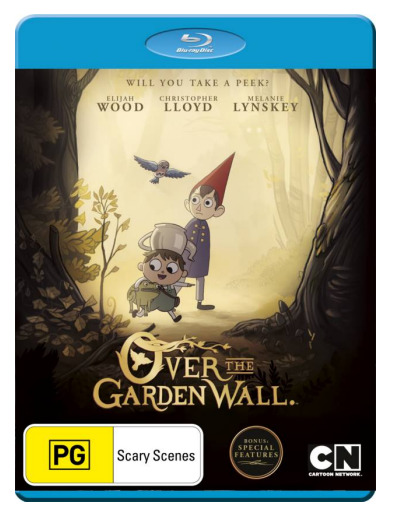 Over The Garden Wall on Blu-ray