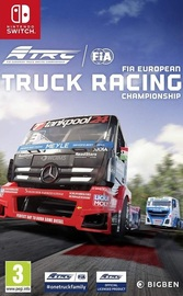 FIA European Truck Racing Championship for Switch