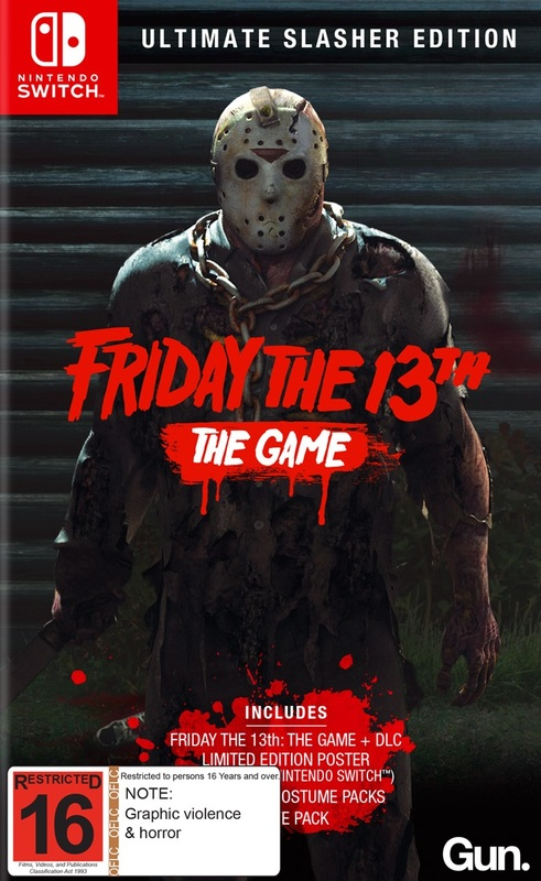 Friday the 13th: Ultimate Slasher Edition for Switch