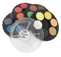 Jasart Voyager: Watercolour Discs - Set of 24