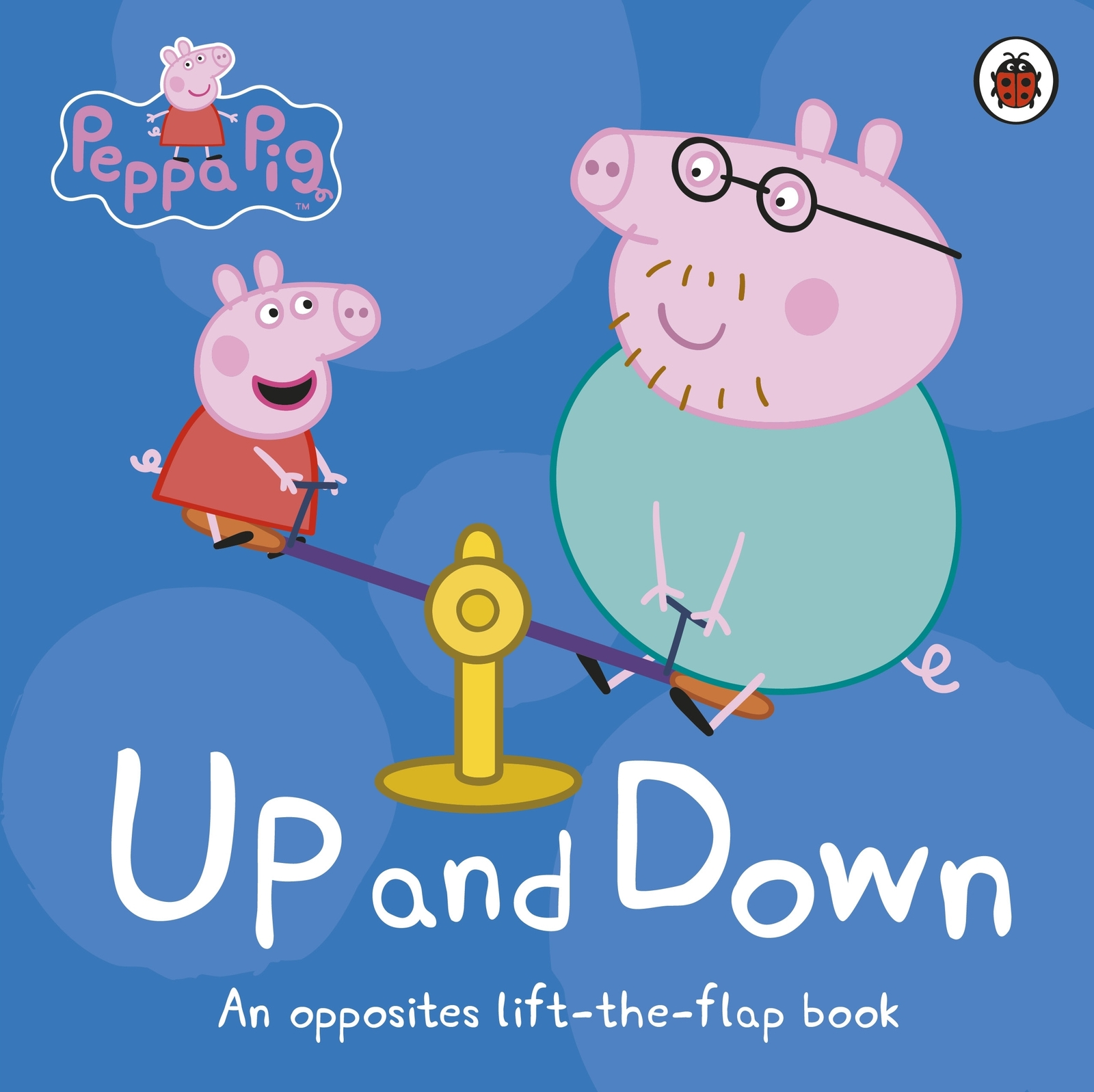 Peppa Pig: Up and Down by Peppa Pig image