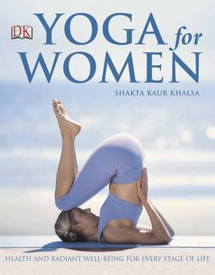 Yoga for Women by Shakta Kaur Khalsa image