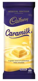 Cadbury Caramilk Chocolate 190g