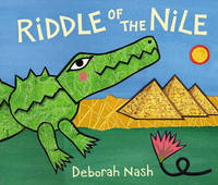 Riddle of the Nile by Deborah Nash image