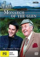 Monarch Of The Glen - Complete Series 3 (4 Disc Set) on DVD