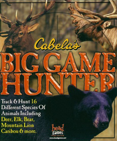Cabela's Big Game Hunter for PC Games image