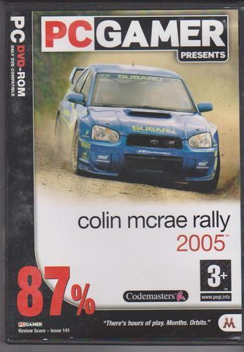 Colin McRae Rally 2005 for PC Games