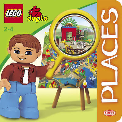 Lego Duplo by LEGO Books