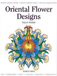 Design Source Book: Oriental Flower Designs by Polly Pinder image