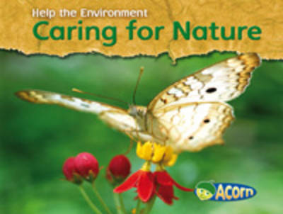 Caring for Nature by Charlotte Guillain image