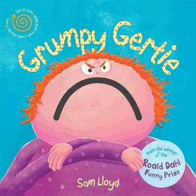Grumpy Gertie by Sam Lloyd image