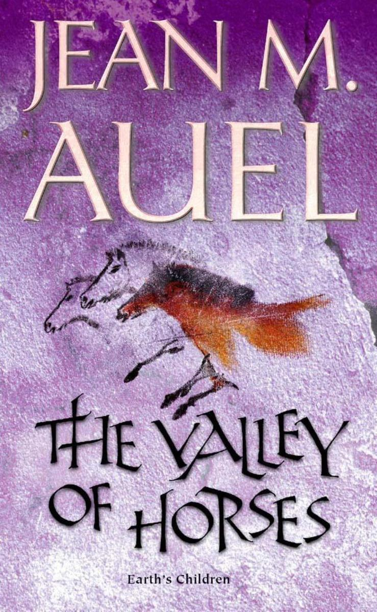 The Valley of Horses (Earth's Children #2) by Jean M Auel image