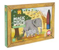 Tiger Tribe: Magic Painting World - Safari