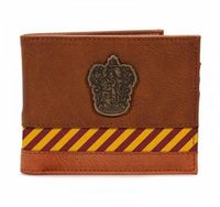 Harry Potter - Hogwarts Metal Crest Wallet