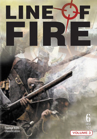 Line of Fire: Volume 3 (6 Disc Set) on DVD