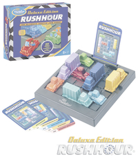 Thinkfun - Rush Hour Deluxe Edition