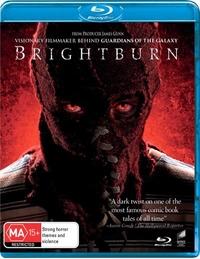 Brightburn on Blu-ray