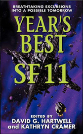 Years Best SF 11 by David G Hartwell image