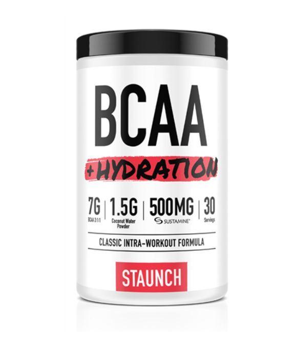 Staunch Nutrition: BCAA + Hydration - Honeydew (30 Serve)