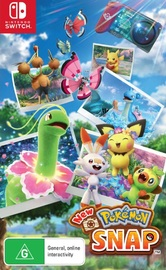 New Pokemon Snap for Switch