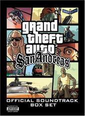 Grand Theft Auto: San Andreas Soundtrack Boxset (8 Disc) for PlayStation 2