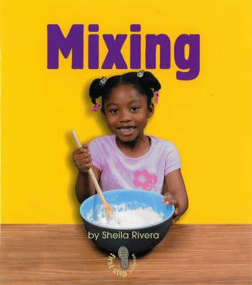 Mixing by Sheila Rivera