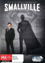 Smallville - The Complete 10th Season (The Final Season) on DVD