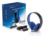 PlayStation Silver Wired Stereo Headset for PS4