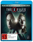 The X-Files Event Series 2016 on Blu-ray