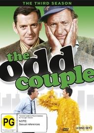 The Odd Couple - The Third Season on DVD