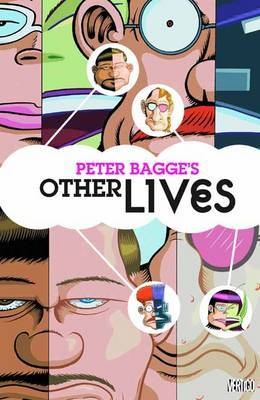 Other Lives Hc by Peter Bagge