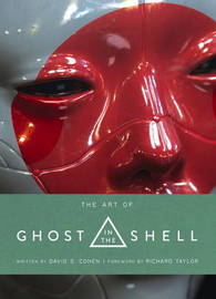 The Art of Ghost in the Shell by Titan Books