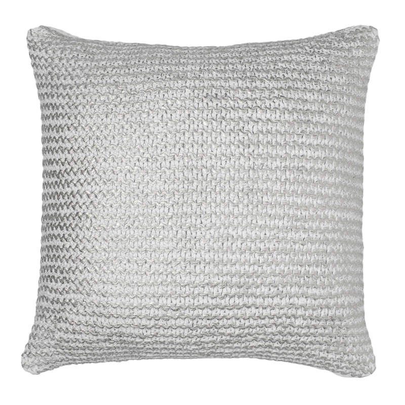 Bambury Luxe Cushion Cover (Silver) image