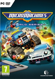 Micro Machines World Series for PC Games