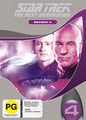 Star Trek: The Next Generation - Season 4 on DVD