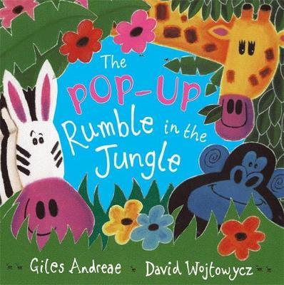 Rumble in the Jungle by Giles Andreae