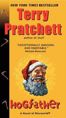 Hogfather (Discworld 20 - Death/The Wizards) (US Ed.) by Terry Pratchett