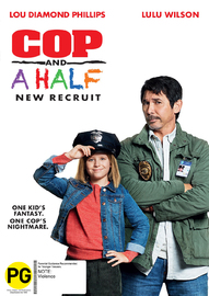 Cop & A Half: New Recruit on DVD